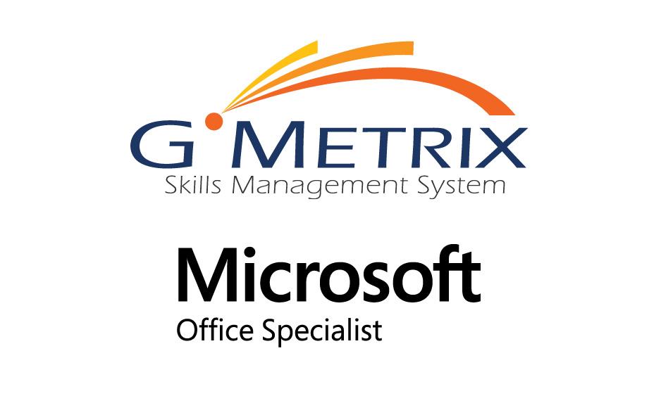 GMetrix - Microsoft Office Specialist (MOS) - 1 test
