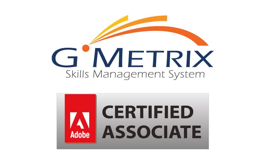 GMetrix - Adobe Certified Associate (ACA) - 1 test