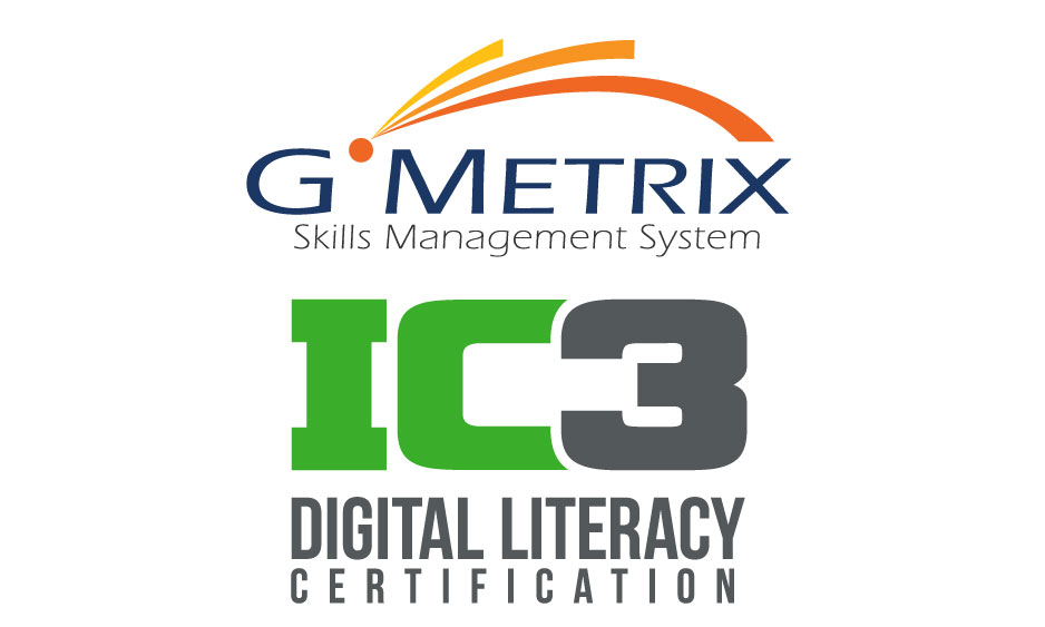 GMetrix - Internet and Computing Core Certification Spark (IC3 Spark) - 1 test
